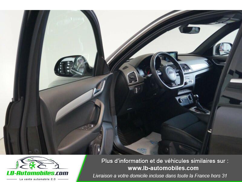 Audi Q3 2.0 TDI 150 ch Quattro S tronic S Line Noir occasion à Beaupuy - photo n°4