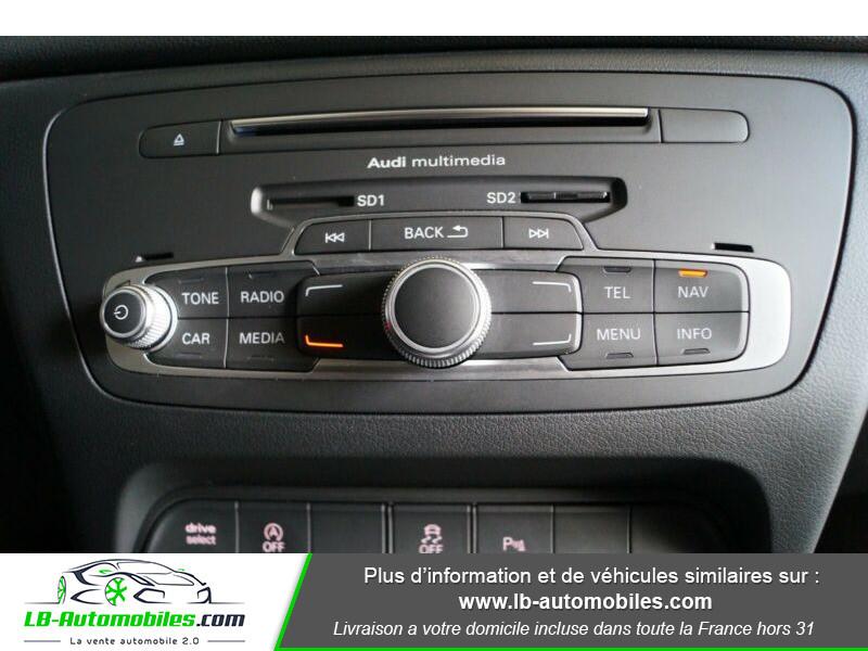 Audi Q3 2.0 TDI 150 ch Quattro S tronic S Line Noir occasion à Beaupuy - photo n°9