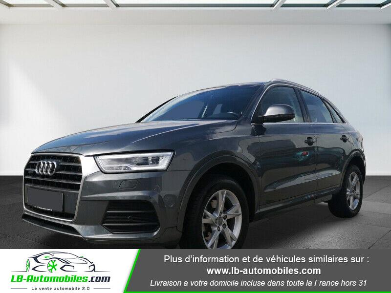 Audi Q3 2.0 TDI 150 ch Quattro S tronic S Line Gris occasion à Beaupuy