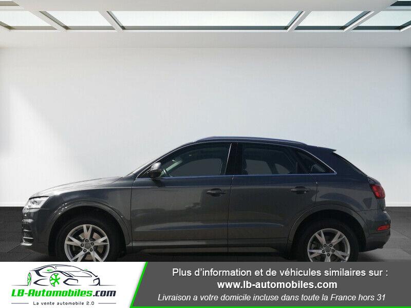 Audi Q3 2.0 TDI 150 ch Quattro S tronic S Line Gris occasion à Beaupuy - photo n°7