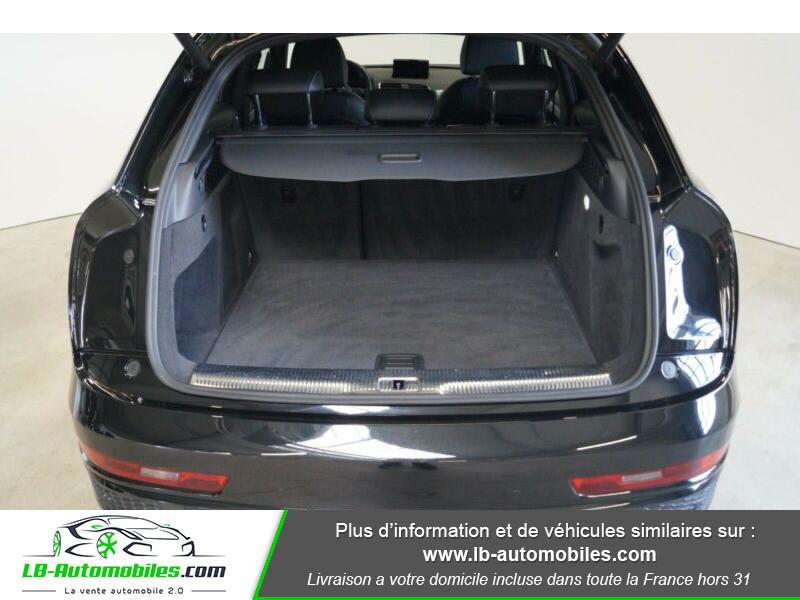 Audi Q3 2.0 TDI 150 ch Quattro S tronic S Line Noir occasion à Beaupuy - photo n°14