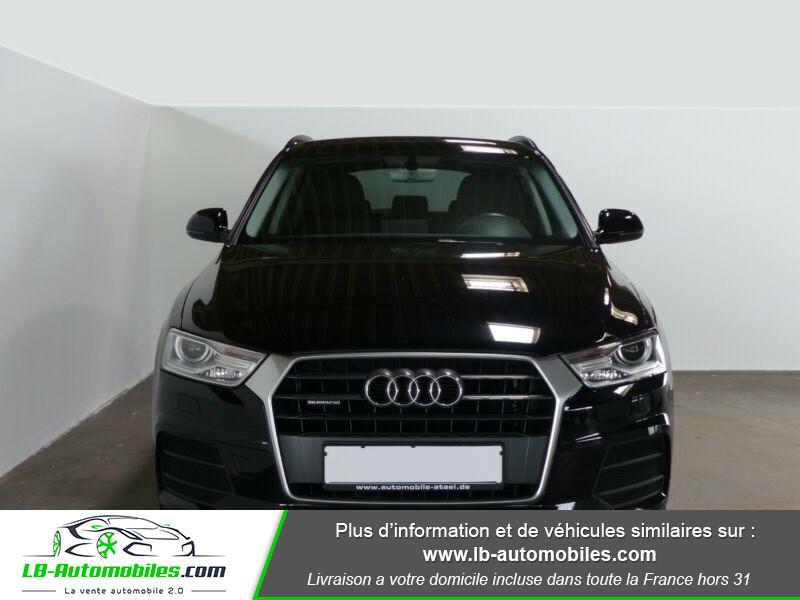 Audi Q3 2.0 TDI 150 ch Quattro S tronic Noir occasion à Beaupuy - photo n°10