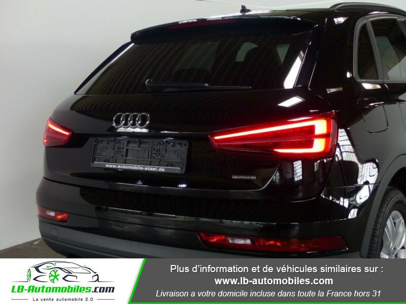 Audi Q3 2.0 TDI 150 ch Quattro S tronic Noir occasion à Beaupuy - photo n°14