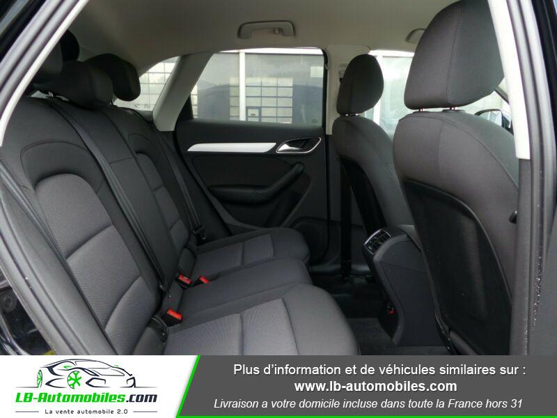 Audi Q3 2.0 TDI 150 ch Quattro S tronic Noir occasion à Beaupuy - photo n°4