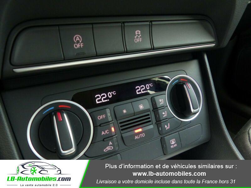 Audi Q3 2.0 TDI 150 ch Quattro S tronic Noir occasion à Beaupuy - photo n°7