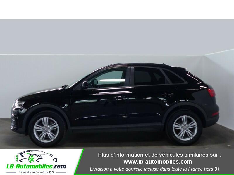 Audi Q3 2.0 TDI 150 ch Quattro S tronic Noir occasion à Beaupuy - photo n°11