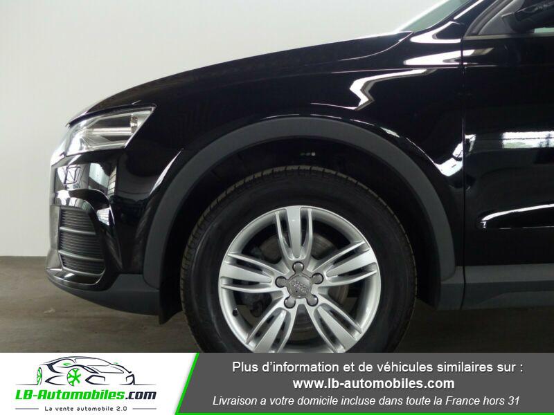 Audi Q3 2.0 TDI 150 ch Quattro S tronic Noir occasion à Beaupuy - photo n°15