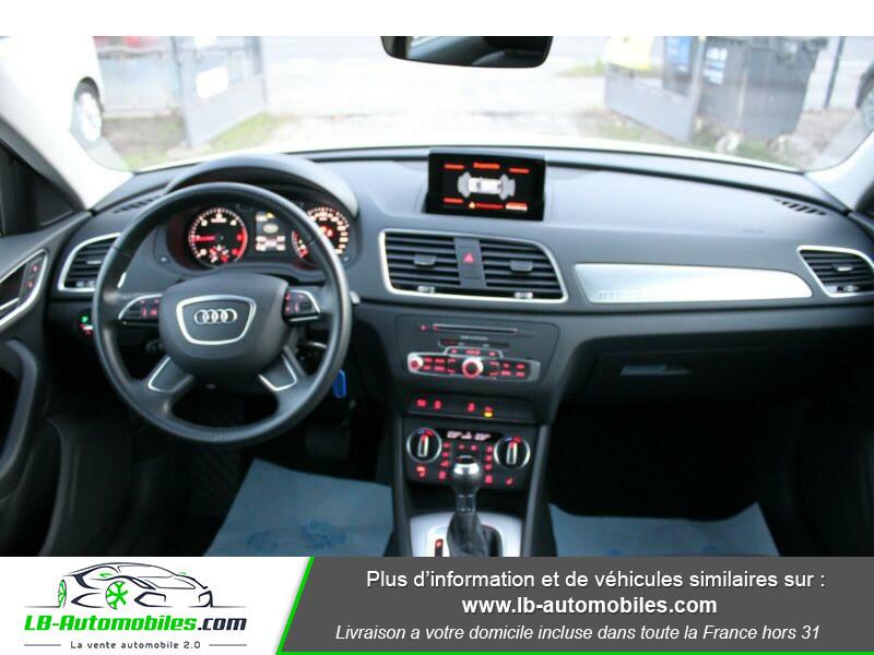 Audi Q3 2.0 TDI 150 ch Quattro S tronic Blanc occasion à Beaupuy - photo n°3