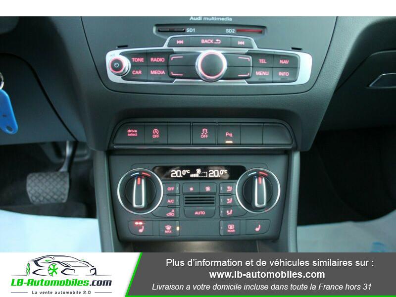 Audi Q3 2.0 TDI 150 ch Quattro S tronic Blanc occasion à Beaupuy - photo n°8