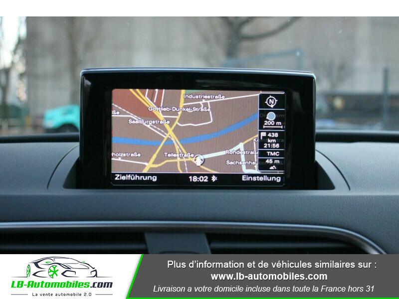 Audi Q3 2.0 TDI 150 ch Quattro S tronic Blanc occasion à Beaupuy - photo n°7