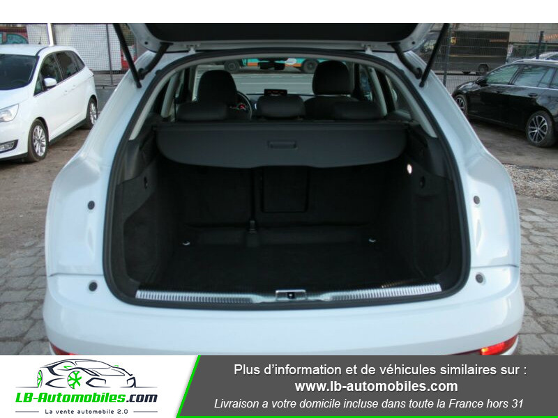 Audi Q3 2.0 TDI 150 ch Quattro S tronic Blanc occasion à Beaupuy - photo n°14