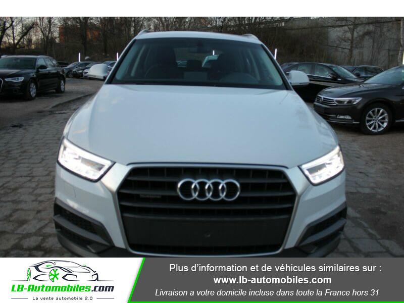 Audi Q3 2.0 TDI 150 ch Quattro S tronic Blanc occasion à Beaupuy - photo n°12
