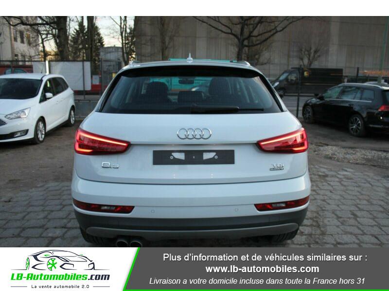 Audi Q3 2.0 TDI 150 ch Quattro S tronic Blanc occasion à Beaupuy - photo n°13