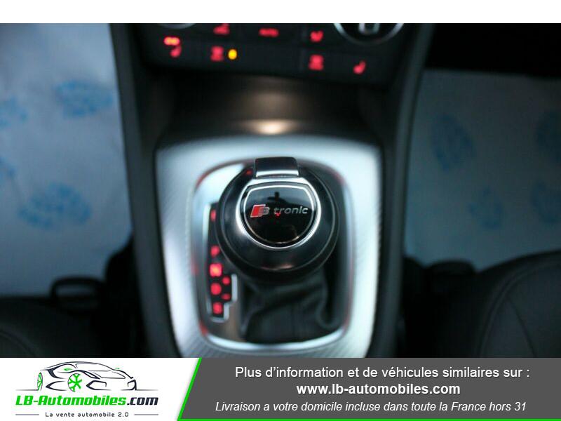 Audi Q3 2.0 TDI 150 ch Quattro S tronic Blanc occasion à Beaupuy - photo n°9