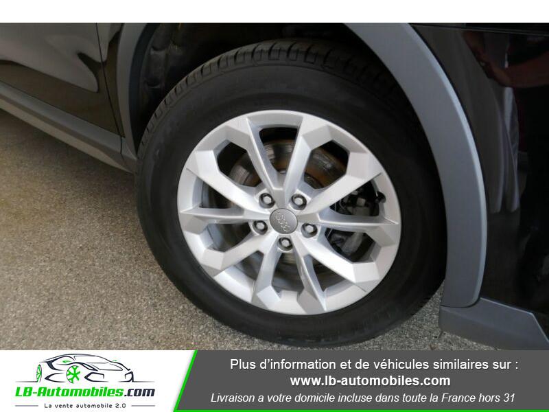 Audi Q3 2.0 TDI 150 ch Quattro S tronic Noir occasion à Beaupuy - photo n°13