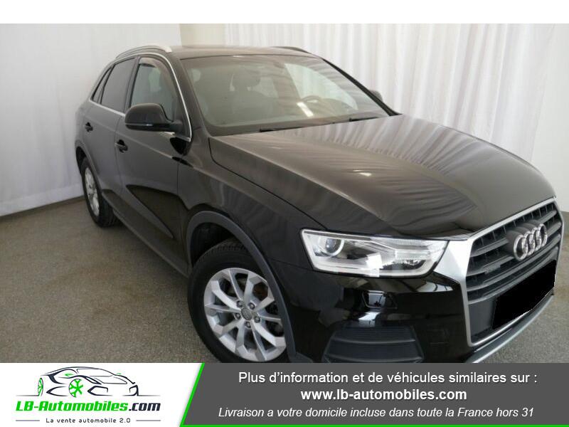 Audi Q3 2.0 TDI 150 ch Quattro S tronic Noir occasion à Beaupuy