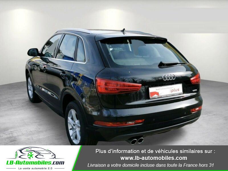 Audi Q3 2.0 TDI 150 ch Quattro S tronic Noir occasion à Beaupuy - photo n°3