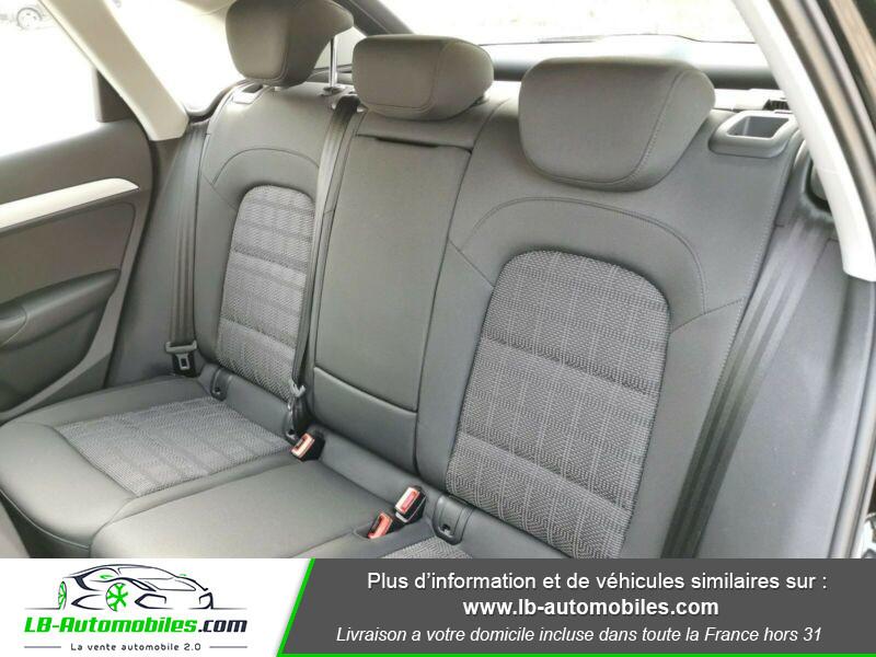 Audi Q3 2.0 TDI 150 ch Quattro S tronic Noir occasion à Beaupuy - photo n°5