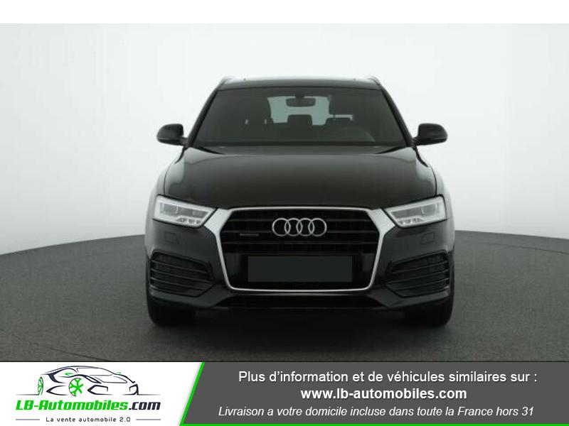 Audi Q3 2.0 TDI 150 ch Quattro Noir occasion à Beaupuy - photo n°11