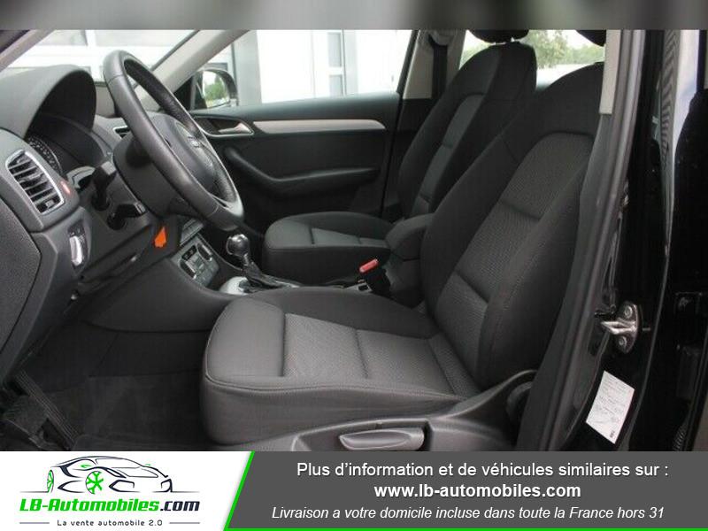 Audi Q3 2.0 TDI 150 ch Quattro Noir occasion à Beaupuy - photo n°4