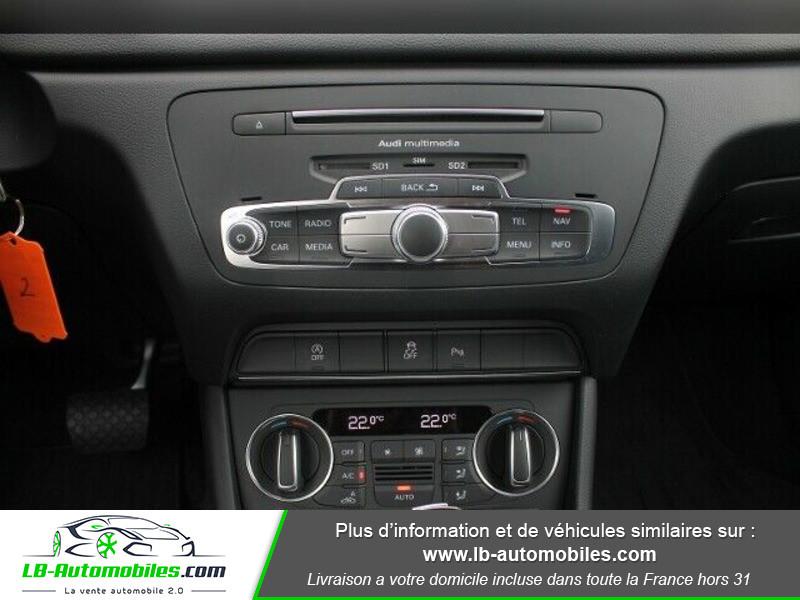 Audi Q3 2.0 TDI 150 ch Quattro Noir occasion à Beaupuy - photo n°6