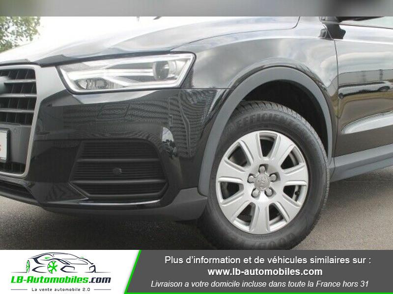 Audi Q3 2.0 TDI 150 ch Quattro Noir occasion à Beaupuy - photo n°13