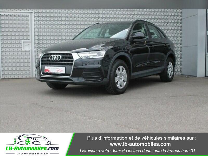 Audi Q3 2.0 TDI 150 ch Quattro Noir occasion à Beaupuy