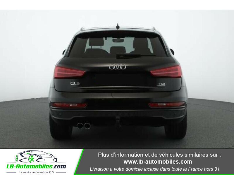 Audi Q3 2.0 TDI 150 ch Quattro Noir occasion à Beaupuy - photo n°14