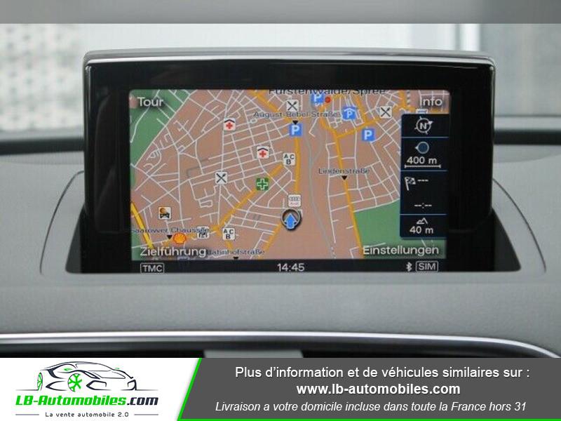 Audi Q3 2.0 TDI 150 ch Quattro Noir occasion à Beaupuy - photo n°7