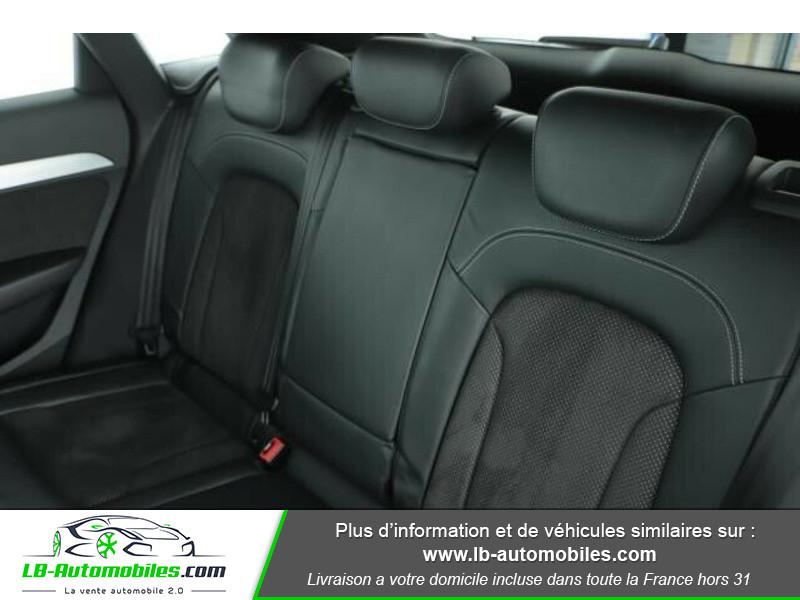 Audi Q3 2.0 TDI 150 ch Quattro Noir occasion à Beaupuy - photo n°5