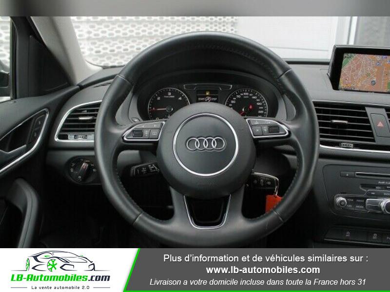 Audi Q3 2.0 TDI 150 ch Quattro Noir occasion à Beaupuy - photo n°8