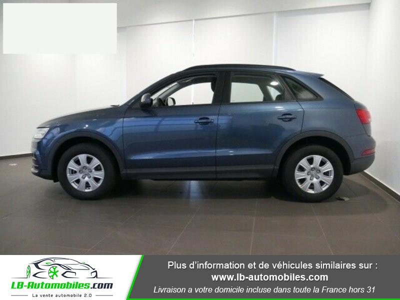 Audi Q3 2.0 TDI 150 ch Bleu occasion à Beaupuy - photo n°10