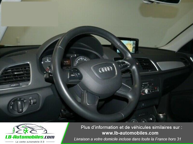 Audi Q3 2.0 TDI 150 ch Bleu occasion à Beaupuy - photo n°5