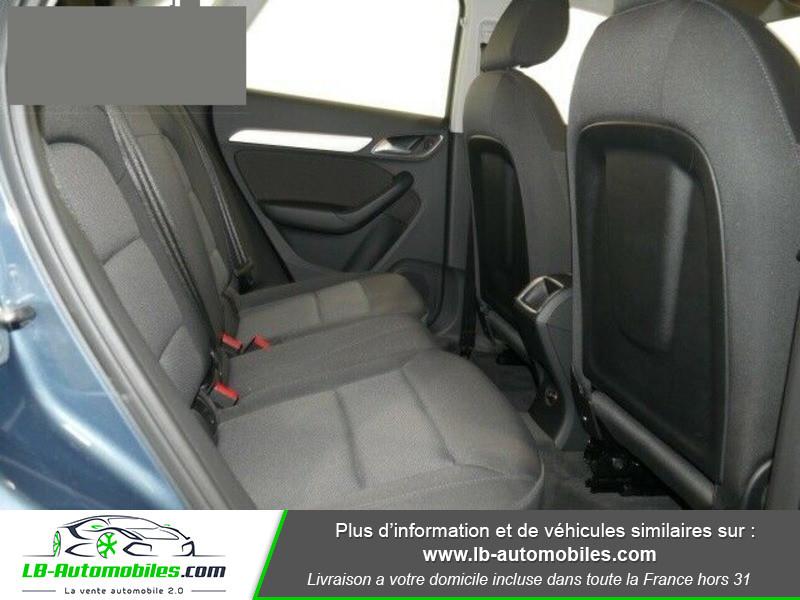 Audi Q3 2.0 TDI 150 ch Bleu occasion à Beaupuy - photo n°7
