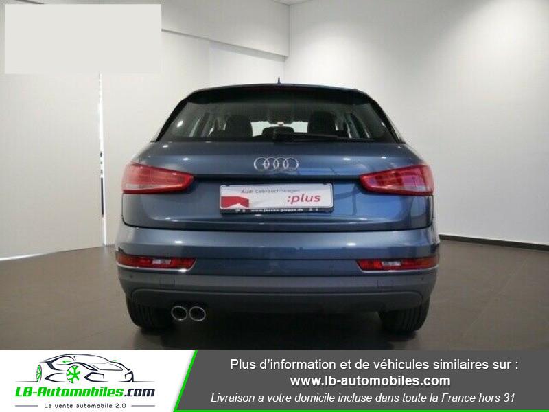 Audi Q3 2.0 TDI 150 ch Bleu occasion à Beaupuy - photo n°11