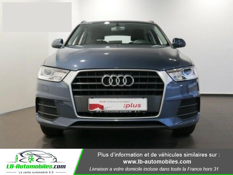 Audi Q3 2.0 TDI 150 ch Bleu occasion à Beaupuy - photo n°9