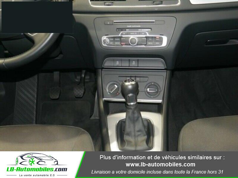 Audi Q3 2.0 TDI 150 ch Bleu occasion à Beaupuy - photo n°6