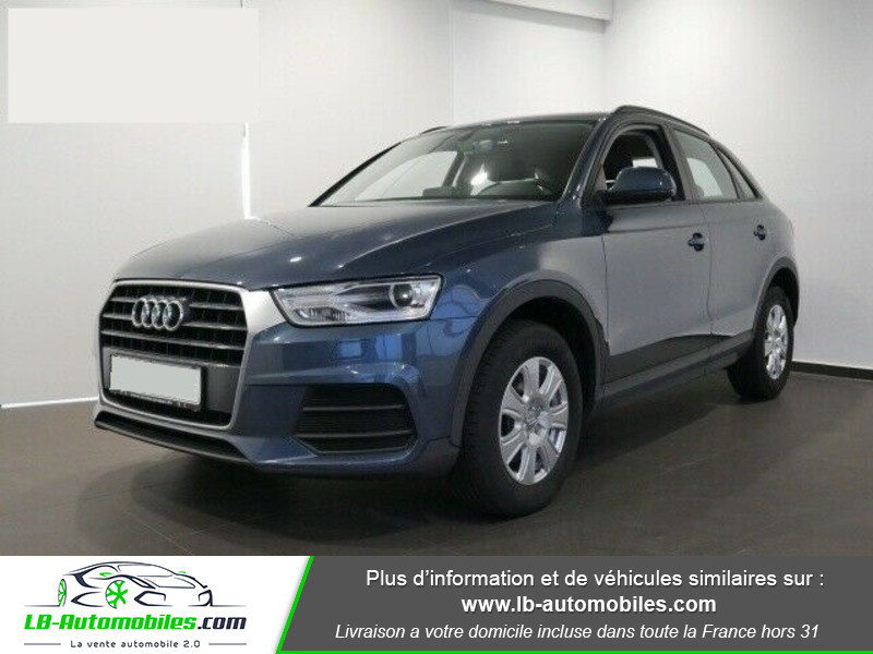 Audi Q3 2.0 TDI 150 ch Bleu occasion à Beaupuy