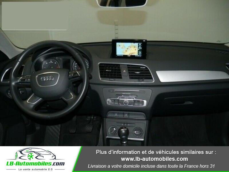 Audi Q3 2.0 TDI 150 ch Bleu occasion à Beaupuy - photo n°2
