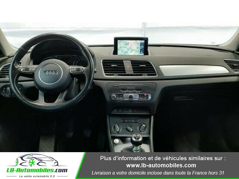 Audi Q3 2.0 TDI 150 ch Gris occasion à Beaupuy - photo n°2