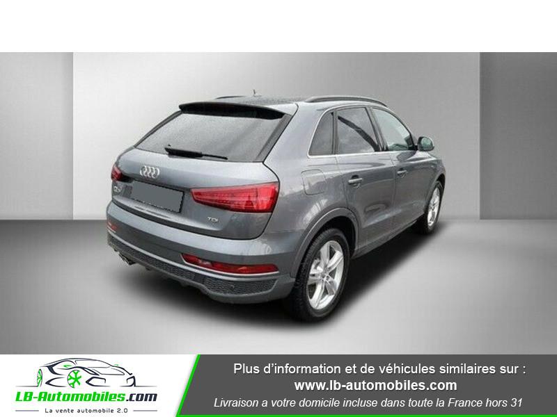 Audi Q3 2.0 TDI 150 ch Gris occasion à Beaupuy - photo n°3