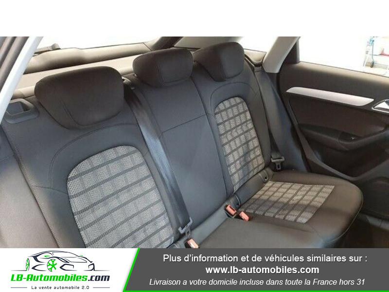 Audi Q3 2.0 TDI 150 ch Gris occasion à Beaupuy - photo n°4