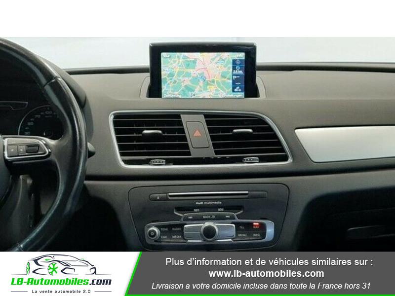 Audi Q3 2.0 TDI 150 ch Gris occasion à Beaupuy - photo n°5