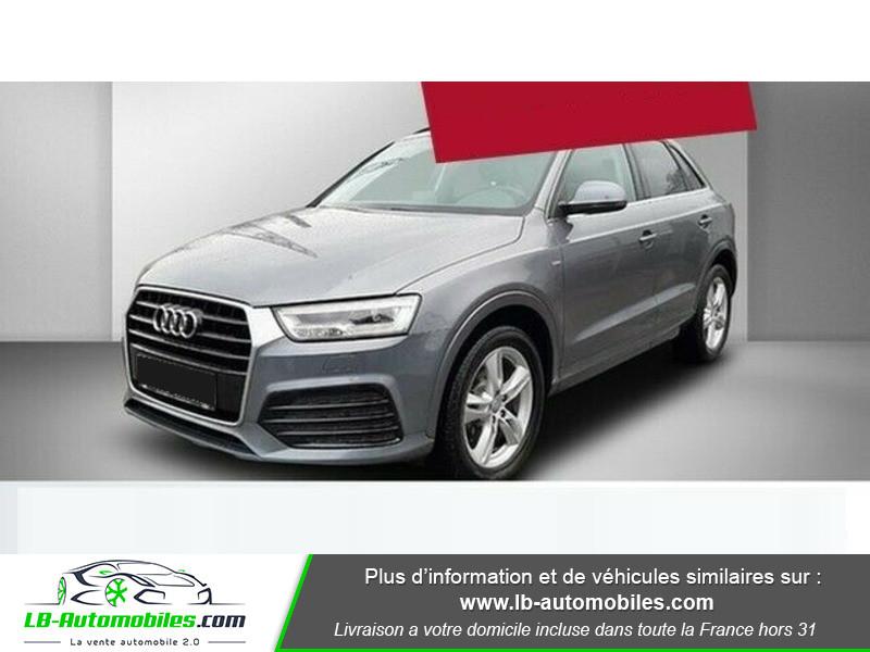 Audi Q3 2.0 TDI 150 ch Gris occasion à Beaupuy