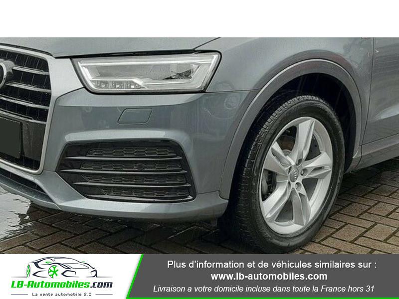 Audi Q3 2.0 TDI 150 ch Gris occasion à Beaupuy - photo n°10