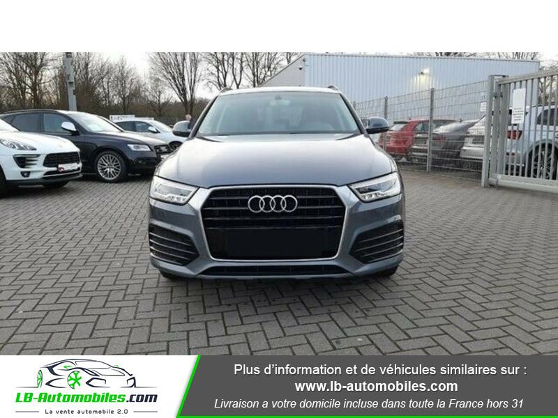 Audi Q3 2.0 TDI 150 ch Gris occasion à Beaupuy - photo n°6