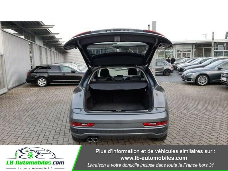 Audi Q3 2.0 TDI 150 ch Gris occasion à Beaupuy - photo n°8