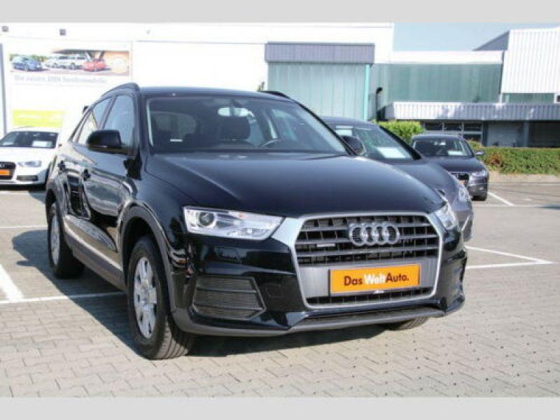 Audi Q3 2.0 TDI 150 Quattro Noir occasion à Beaupuy