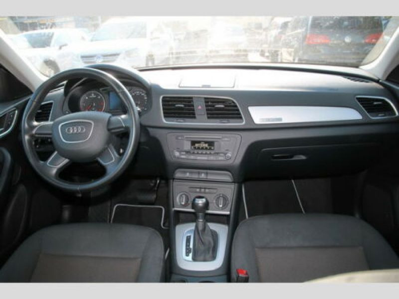 Audi Q3 2.0 TDI 150 Quattro Noir occasion à Beaupuy - photo n°2
