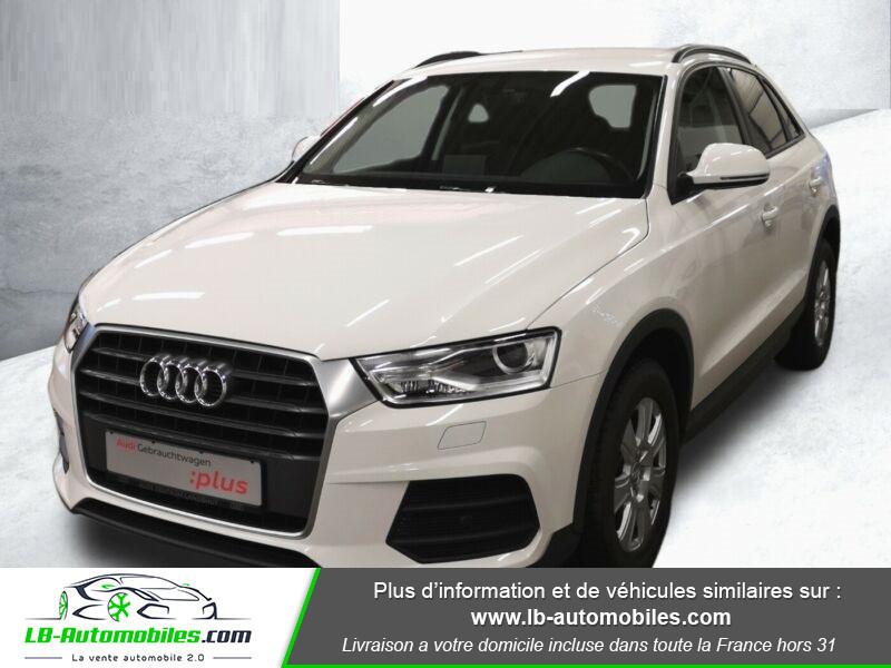 Audi Q3 2.0 TDI 150 S TRONIC Blanc occasion à Beaupuy
